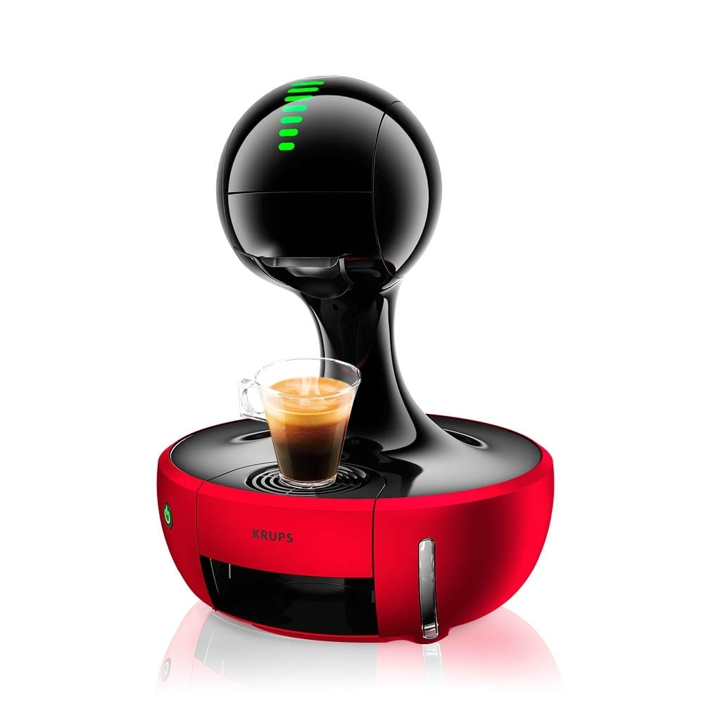 drop rouge m tallis machine caf par krups nescaf dolce gusto. Black Bedroom Furniture Sets. Home Design Ideas